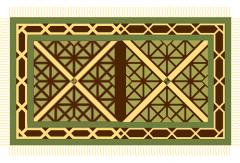 Hatch carpet dwg