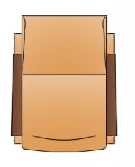 Hatch Sofa plan dwg