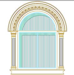 Window dwg