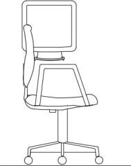 FURNITURE OFFICE dwg
