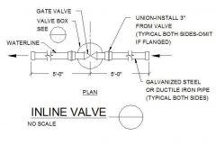 Mécanique - Inline Valve