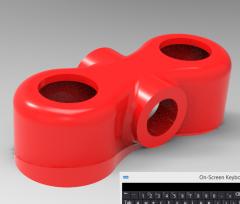 Inventor CNC lavorabile CAD modello 20