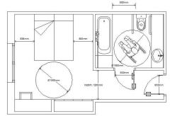 DDA - Bathroom & Bedroom