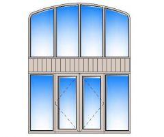Door & Window glazing Unit 02
