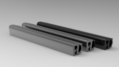 Solid-works 3D CAD Model of Protection Seal h1-15.5L-20