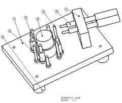 259 Assembly with parts dwg.  drawing