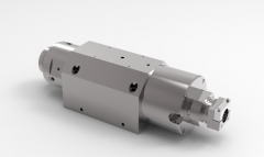 Solid-works 3D CAD Model of Double Pivot heavy-duty Arm 8