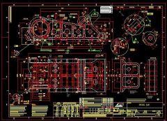 Sandvik Jaw Crusher JM907 Product Drawing Screenshot