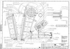 Sandvik Jaw Crusher JM1206 Product Drawing Screenshot