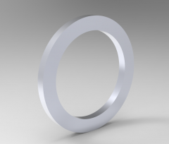 Solid-works 3D CAD Model of Sealing Washers d1-10Actual d1-10.2d2 Nominal-13.5
