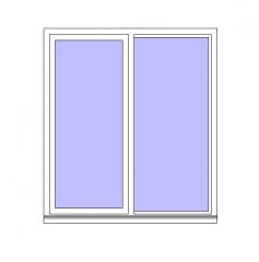 Window Built-in Wall Revit Family