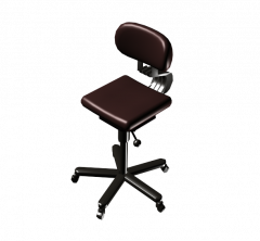 Operator Chair 3DS Max model