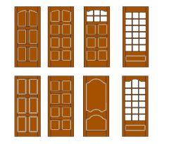 Traditional Timber Doors 1
