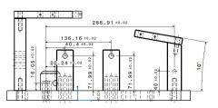 341 CMM-Baugruppe dwg. Zeichnung