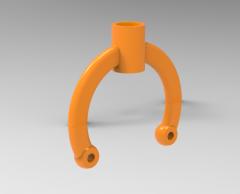 3 & 5 Axis CNC Machinable 2D CAD Model 34