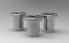 Solid-works 3D CAD Model of Locating Bush for lifting pins, D1-16D2-M30        L-50    Max. torque-200(N.m)