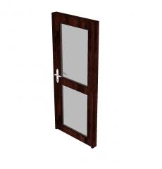 Abbozzo di porte in legno e dwg CAD