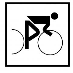 Спортивный символ: Велоспорт