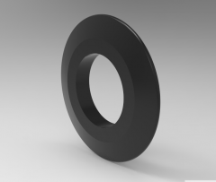 Solid-works 3D CAD Model of Seal Ring Code-P3401MF-204