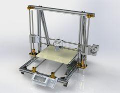 3D Printer sldasm MODEL