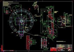 Screenshots of Sandvik H4800 product drawings