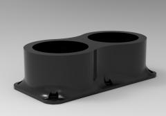 Autodesk Inventor 3D CAD Model of Overhauled cylinders