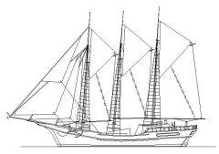 大型帆船-Elev 01