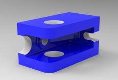 3 & 5 Axis CNC Machinable 3D CAD Model 46
