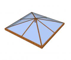 Lanterna de telhado