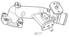 493 Assembly drg. dwg.  drawing