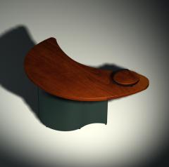 Modern reception desk 3DS Max model