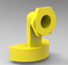 Autodesk Inventor CNC-bearbeitbares CAD-Modell 49