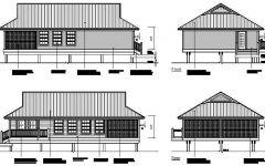 Casa del zanco Diseño 01