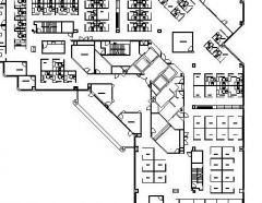 Büro-Plan-Design-Layout
