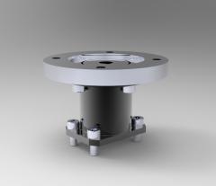 Solid-works 3D CAD Model of Motor Connection Kit : PSD80MCK-NEMA34