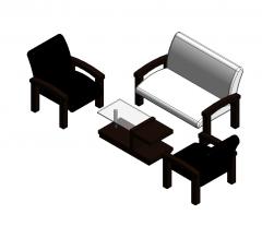 Rustikale Wohnzimmermöbel