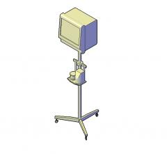 Ärzte Prüfung Monitor