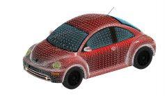 VW New Beetle Revit Family