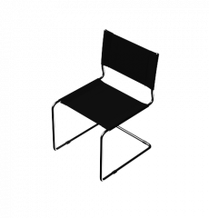 Meeting room chair 3DS Max model