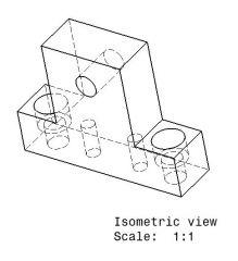 611 T-Block dwg. drawing