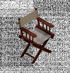 silla de los directores