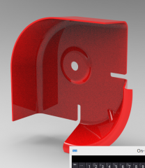 Autodesk Inventor CNC Machinable CAD Model 62