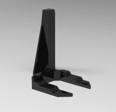Autodesk Inventor 3D CAD Model of Mechanical Arm 3