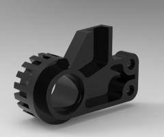 3 & 5 Axis CNC Machinable 3D CAD Model 63