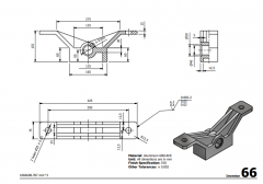 3 & 5 Axis CNC Machinable 2D CAD drawings 66