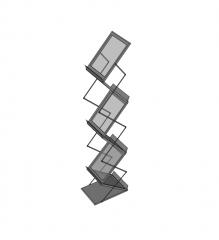 Листовка стойку Sketchup блок
