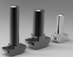 Autodesk Inventor 3D CAD Model of Hammer head screw M08X30