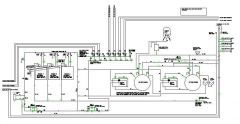Boiler House Schematic