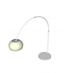 Arc lamp sketchup model