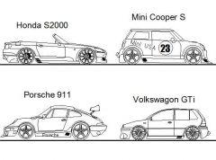 Dwg auto modificate